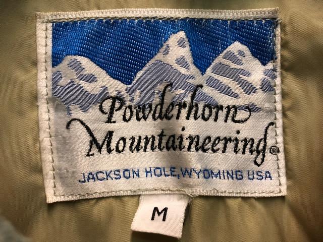 12月21日(土)大阪店スーペリア入荷!#6 Outdoor編!! RockyMountain & Powderhorn, THE NORTH FACE, chuck roost!!_c0078587_1930525.jpg