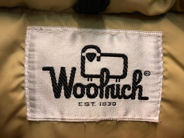 12月21日(土)大阪店スーペリア入荷!#5 L.L.Bean & Woolrich編!! BostonBag & A-2 Type, BoaVest!!_c0078587_1963975.jpg