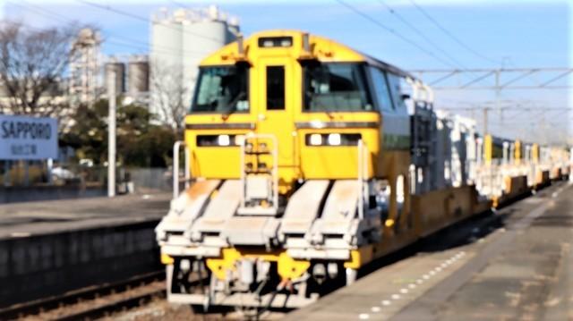 藤田八束の鉄道写真@東北本線宮城県JR名取駅はサッポロビール園前にあります。貨物列車「金太郎」が頑張っています・・・サッポロビールはこの貨物列車をもっと効果的使うと良い・・・貨物列車をコマーシャル様_d0181492_17563817.jpg
