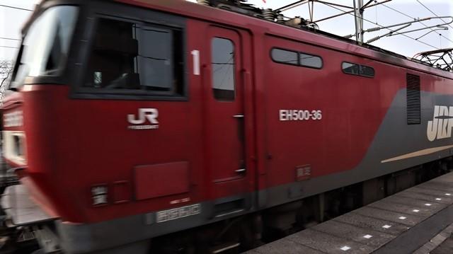 藤田八束の鉄道写真@東北本線宮城県JR名取駅はサッポロビール園前にあります。貨物列車「金太郎」が頑張っています・・・サッポロビールはこの貨物列車をもっと効果的使うと良い・・・貨物列車をコマーシャル様_d0181492_18034648.jpg