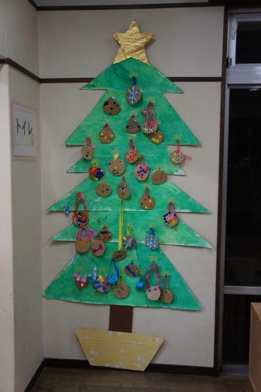 すみれ組〜もうひとつのクリスマス製作〜_f0356892_17332391.jpg