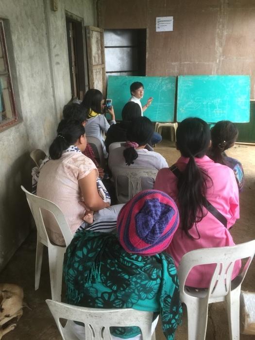 マナラボとの世界の人びとのためのJICA基金事業「小規模農家によるコーヒー生産のための加工・運営指導プロジェクト」_b0128901_16304402.jpg