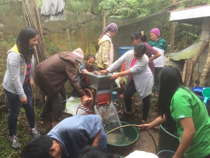 マナラボとの世界の人びとのためのJICA基金事業「小規模農家によるコーヒー生産のための加工・運営指導プロジェクト」_b0128901_16304684.jpg