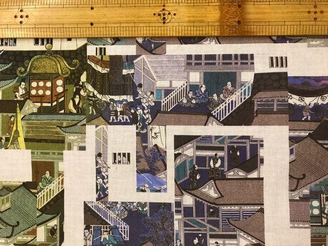 和柄3点「洛中洛外図」「名所絵」「富嶽三十六景」_d0156706_17330459.jpg