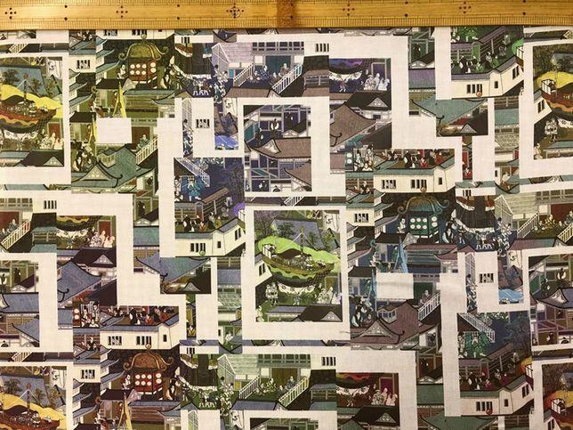 和柄3点「洛中洛外図」「名所絵」「富嶽三十六景」_d0156706_17330612.jpg