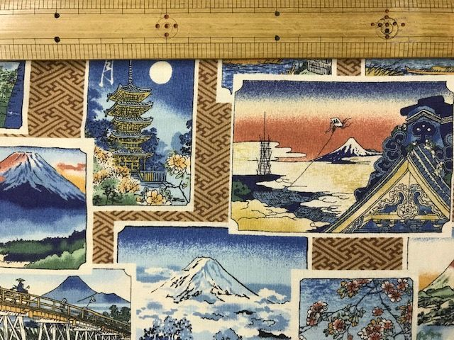 和柄3点「洛中洛外図」「名所絵」「富嶽三十六景」_d0156706_17344173.jpg