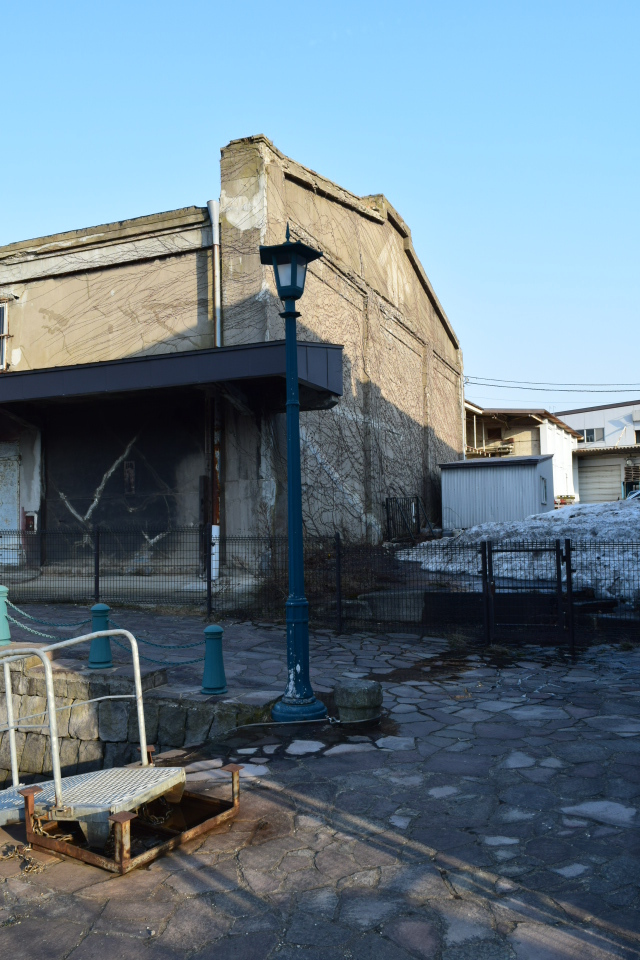 函館市大町の小熊倉庫(函館の建築紹介)_f0142606_15550642.jpg