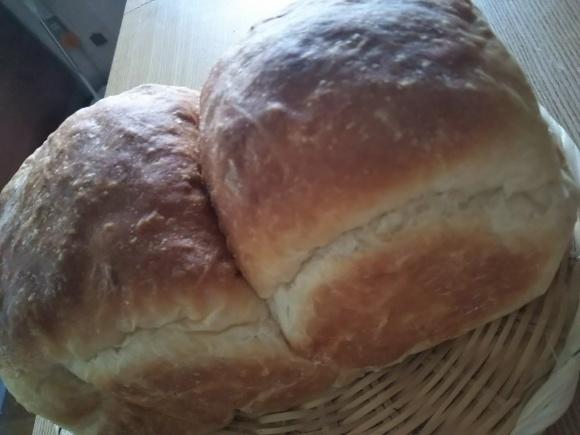 パンと到来もの_f0316507_14240693.jpg