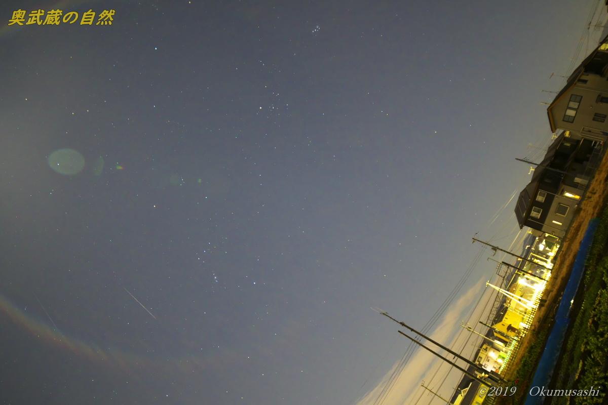 ふたご座流星群(2)_e0268015_07452906.jpg
