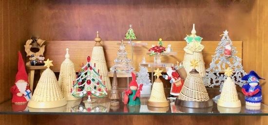 ミニクリスマスツリーいっぱい!_f0197215_19472420.jpeg