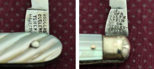 らせん模様と繊細なエングレーブのクイルナイフ(アンティーク)_a0389018_20260284.jpg