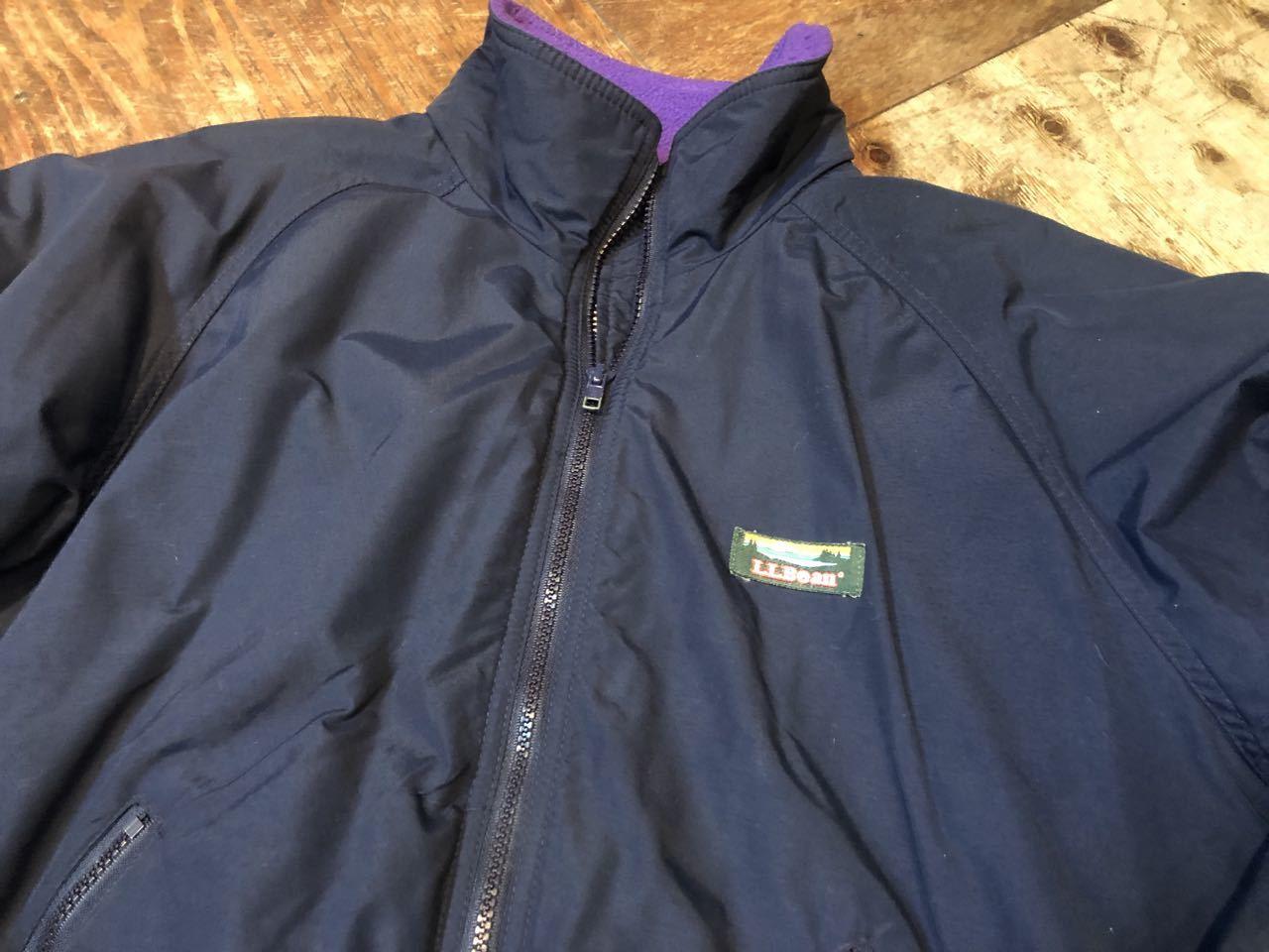 12月21日(土)入荷!80s~Made in U.S.A L.L Bean Warm Up Jacket!_c0144020_14013708.jpg
