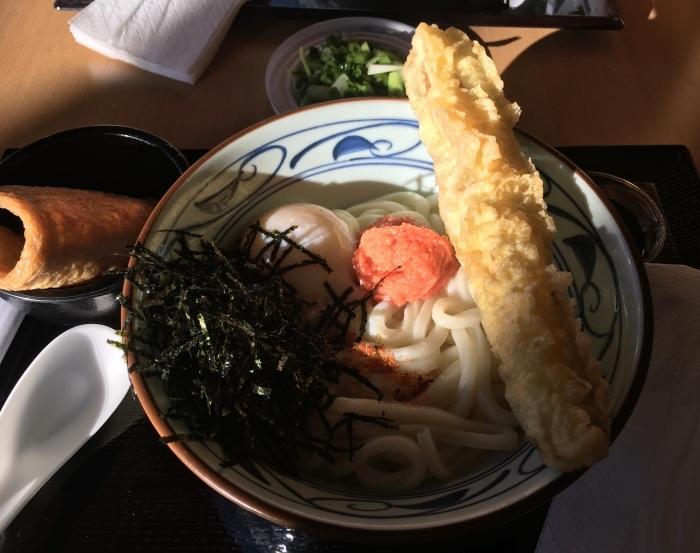 バークレーの丸亀製麺/ Udon Restaurant In Berkeley _e0310424_16192087.jpeg