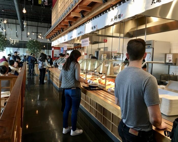 バークレーの丸亀製麺/ Udon Restaurant In Berkeley _e0310424_16235573.jpeg