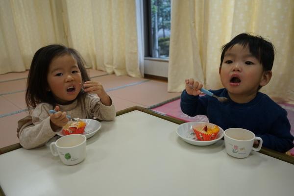 保育園 12月誕生日会_a0166025_15424328.jpg