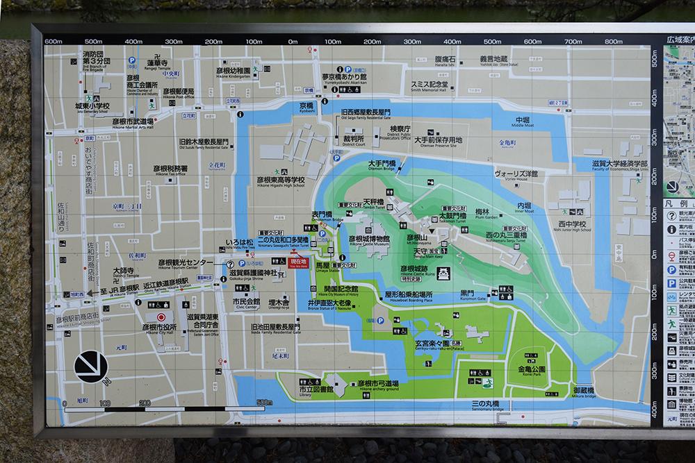 国宝・彦根城を歩く。 その1 <佐和口御門~表御殿>_e0158128_15025582.jpg