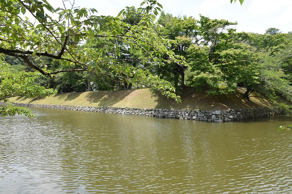 国宝・彦根城を歩く。 その1 <佐和口御門~表御殿>_e0158128_15220353.jpg
