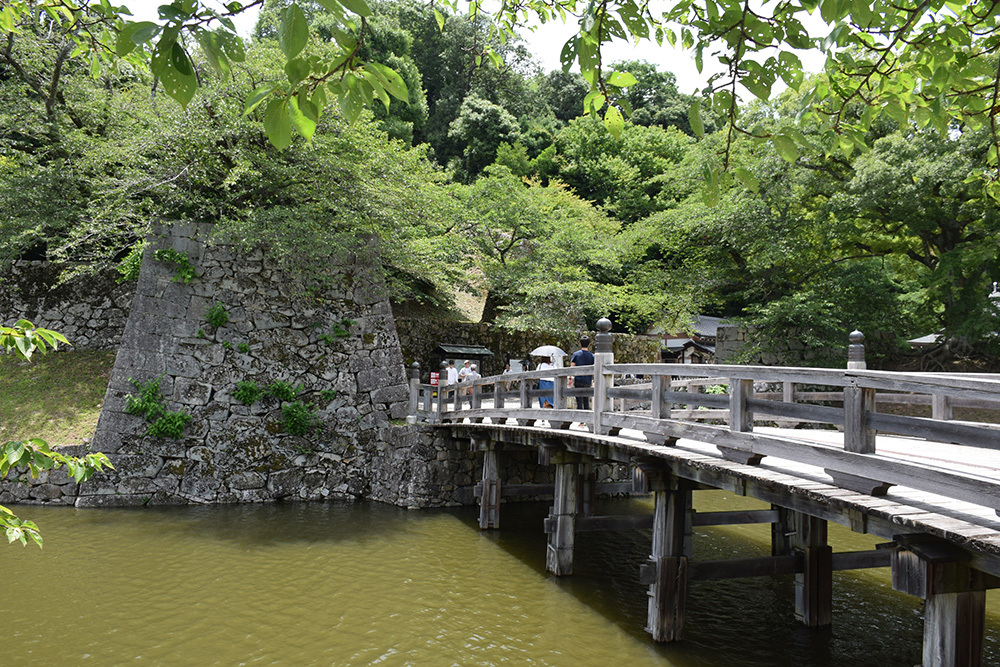 国宝・彦根城を歩く。 その1 <佐和口御門~表御殿>_e0158128_15254174.jpg