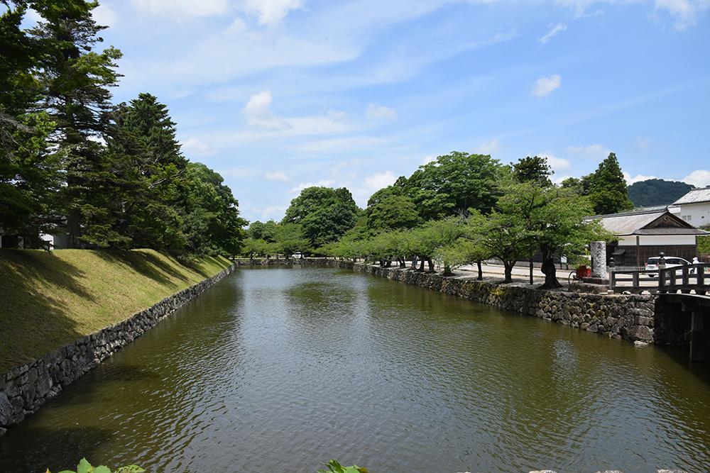 国宝・彦根城を歩く。 その1 <佐和口御門~表御殿>_e0158128_15264561.jpg