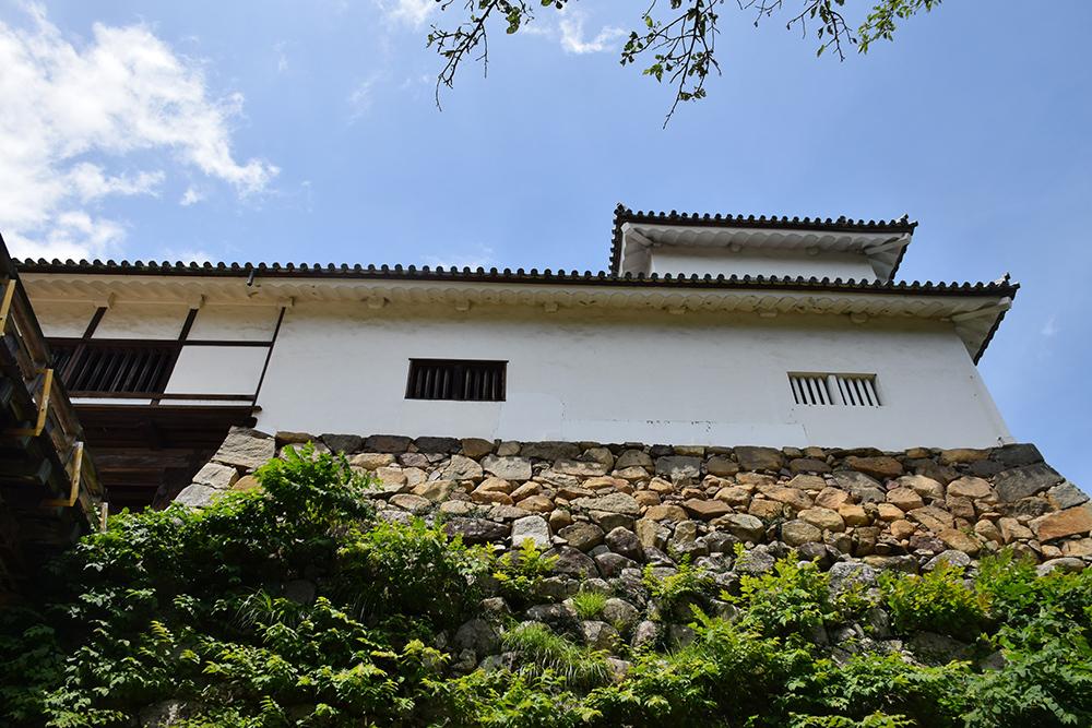 国宝・彦根城を歩く。 その2 <天秤櫓>_e0158128_15554073.jpg