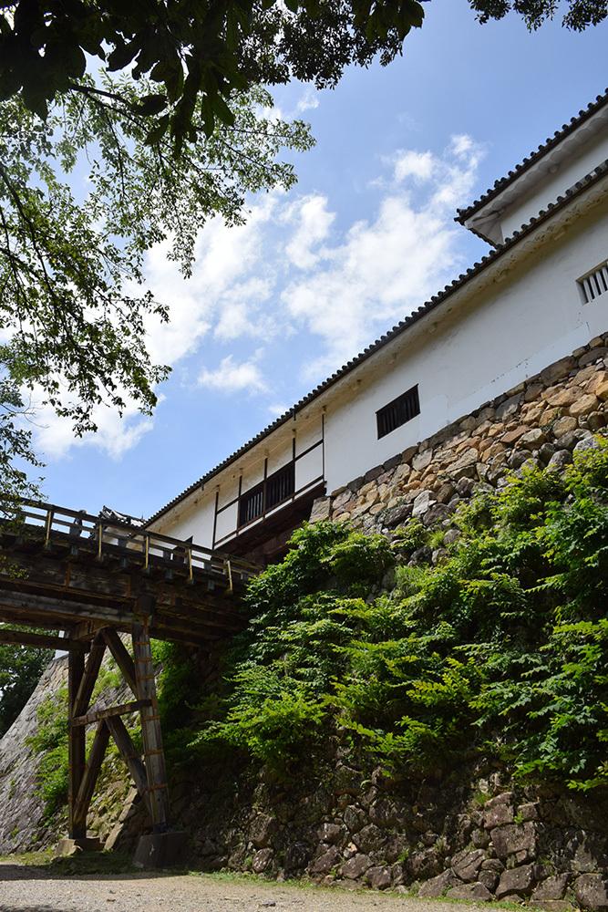 国宝・彦根城を歩く。 その2 <天秤櫓>_e0158128_15555255.jpg