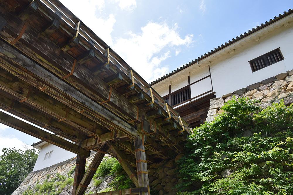 国宝・彦根城を歩く。 その2 <天秤櫓>_e0158128_15555472.jpg