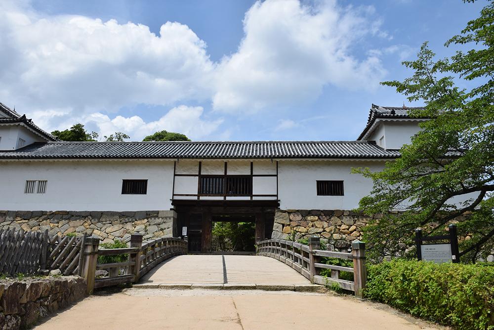 国宝・彦根城を歩く。 その2 <天秤櫓>_e0158128_16071642.jpg