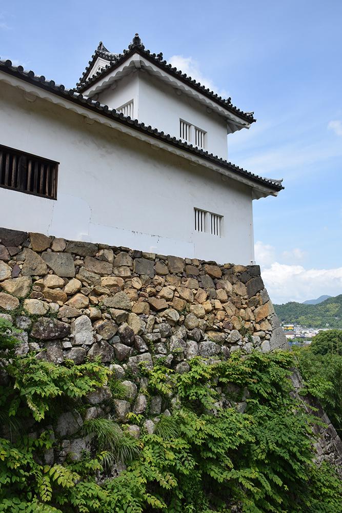 国宝・彦根城を歩く。 その2 <天秤櫓>_e0158128_16081250.jpg