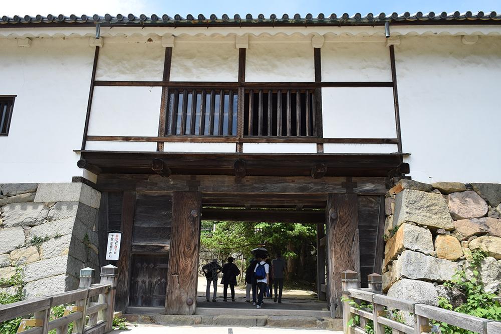 国宝・彦根城を歩く。 その2 <天秤櫓>_e0158128_16122269.jpg