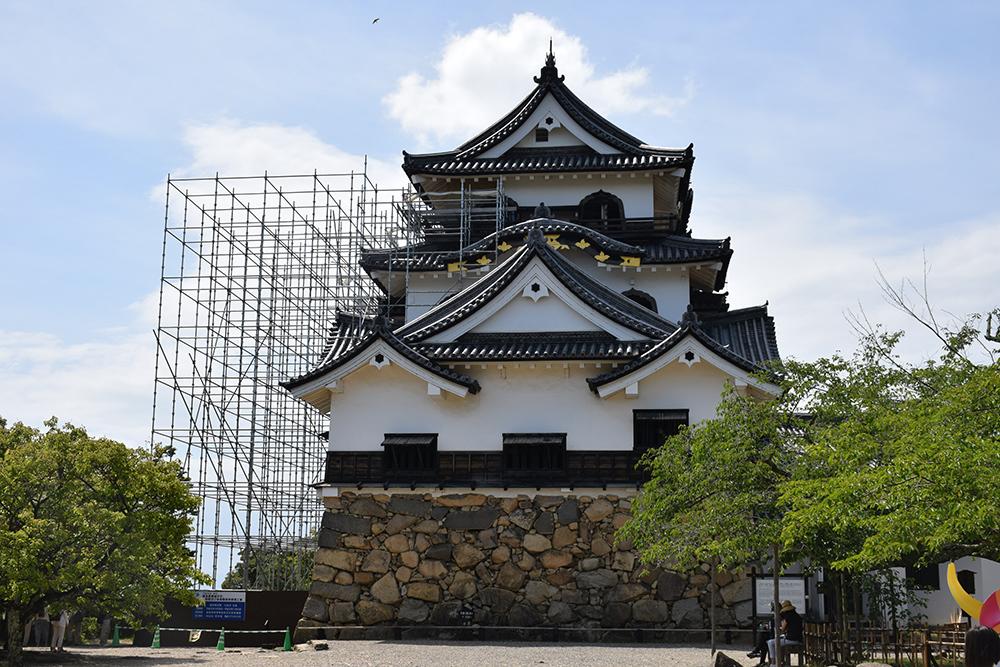 国宝・彦根城を歩く。 その4 <国宝天守>_e0158128_17043637.jpg