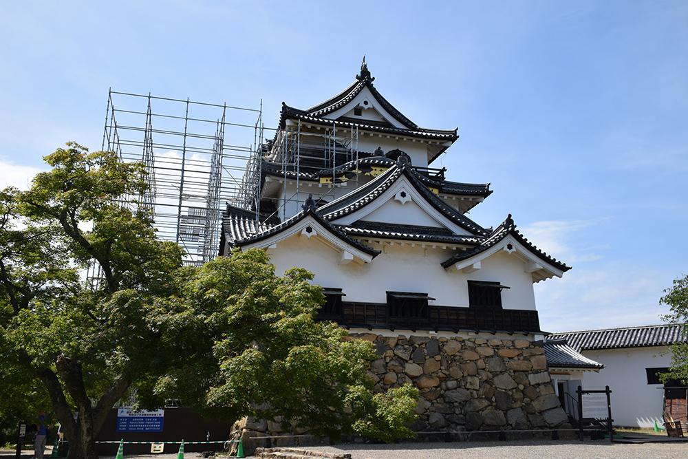 国宝・彦根城を歩く。 その4 <国宝天守>_e0158128_17044149.jpg