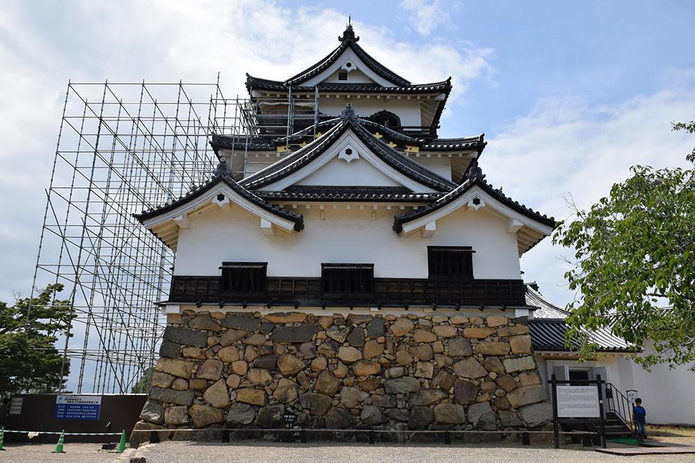 国宝・彦根城を歩く。 その4 <国宝天守>_e0158128_17044479.jpg