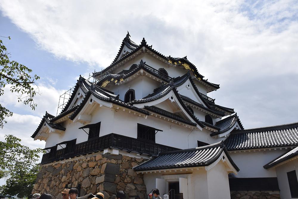 国宝・彦根城を歩く。 その4 <国宝天守>_e0158128_17095351.jpg
