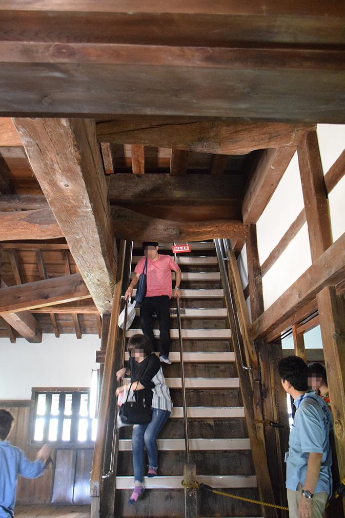 国宝・彦根城を歩く。 その4 <国宝天守>_e0158128_17245704.jpg