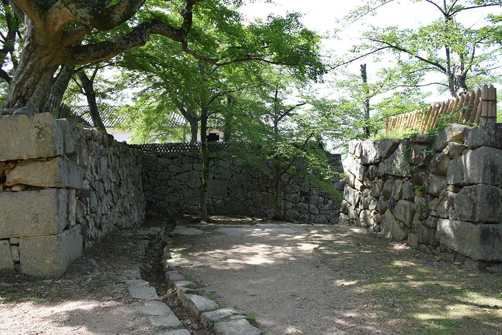 国宝・彦根城を歩く。 その5 <西の丸~出曲輪>_e0158128_18091026.jpg