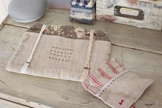 『大掃除』捨てられない手作り布小物を手放すタイミングに♪_f0023333_22212416.jpg