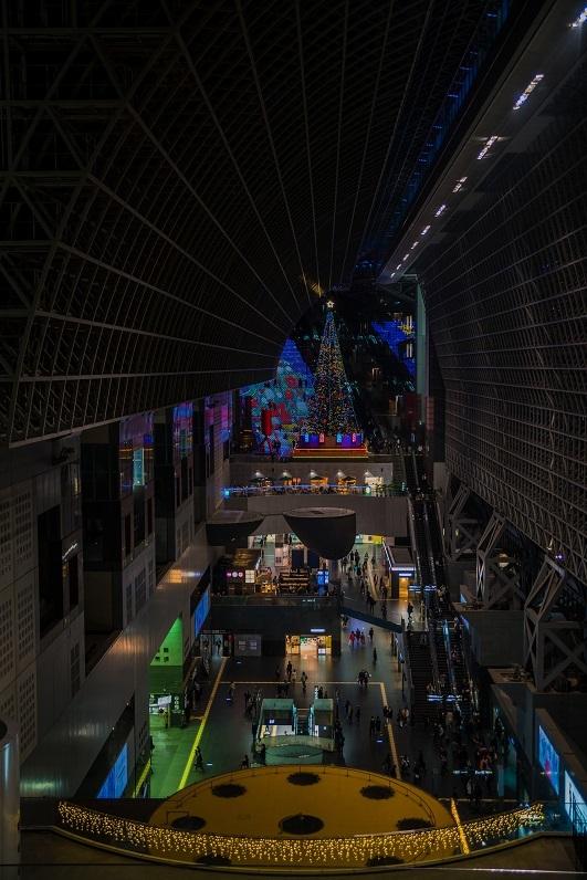 京都駅ビル 光のファンタジー2019②_e0363038_10431887.jpg