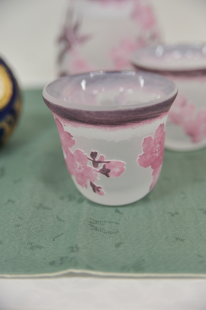 ガラス工芸 生徒作品展@横浜人形の家_a0384046_22215342.jpg