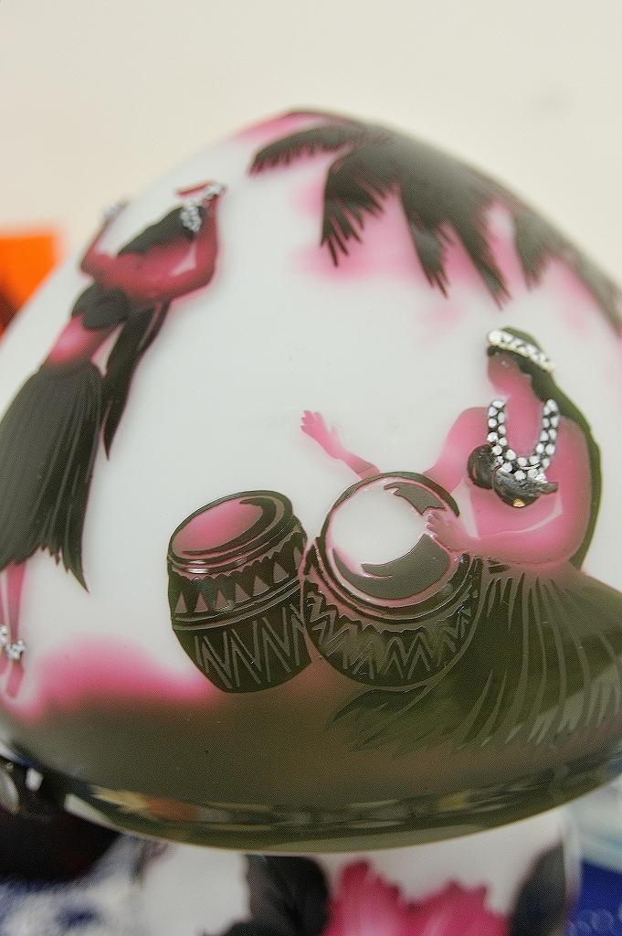 ガラス工芸 生徒作品展@横浜人形の家_a0384046_22233956.jpg