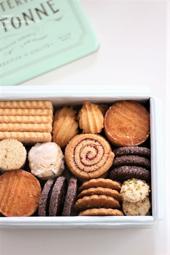 クッキー缶と、楽天の大感謝祭・7店舗_e0214646_00135955.jpg