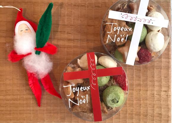 moricoさんのクリスマスサブレセット 12.20 cocoa news_a0043747_12151793.jpg
