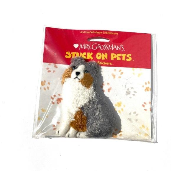 Mrs.Grossman's  STUCK ON PETS  ミセスグロスマン スタックオン ペット_d0217958_12152447.jpeg