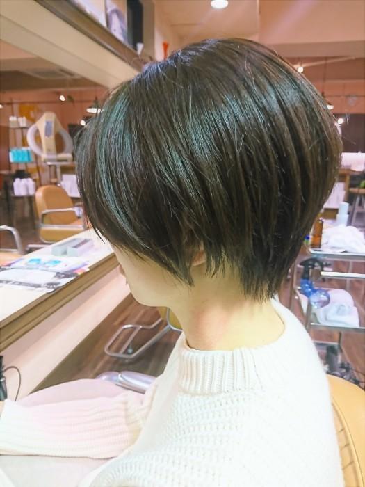 ツヤなちゅブラウン ショートスタイル☆_a0272765_17382875.jpg