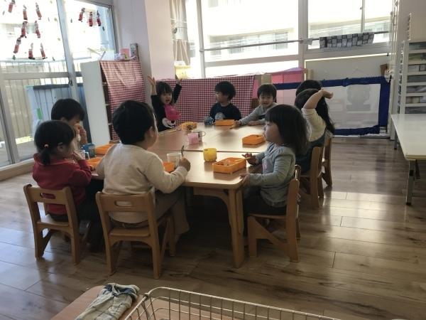 宮前平ルーム    〜 給食 〜_a0318871_22035773.jpeg