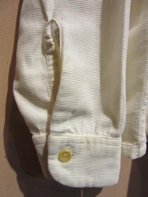 50s タウンクラフト プリントコーデュロイシャツ / TOWNCRAFT_b0166471_19194470.jpg