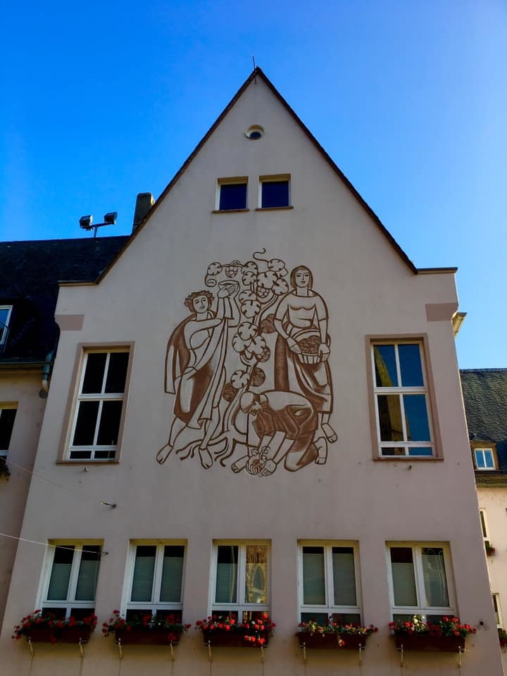 パリ・南ドイツ紀行2019 「世界遺産ライン川クルーズ」♪_a0138976_11375392.jpg