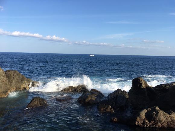 遍路・室戸の海岸・ジオパーク_d0339676_19292820.jpg