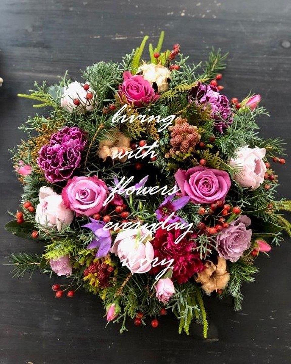 奈義町へ花教室‼︎_b0094378_19591575.jpeg