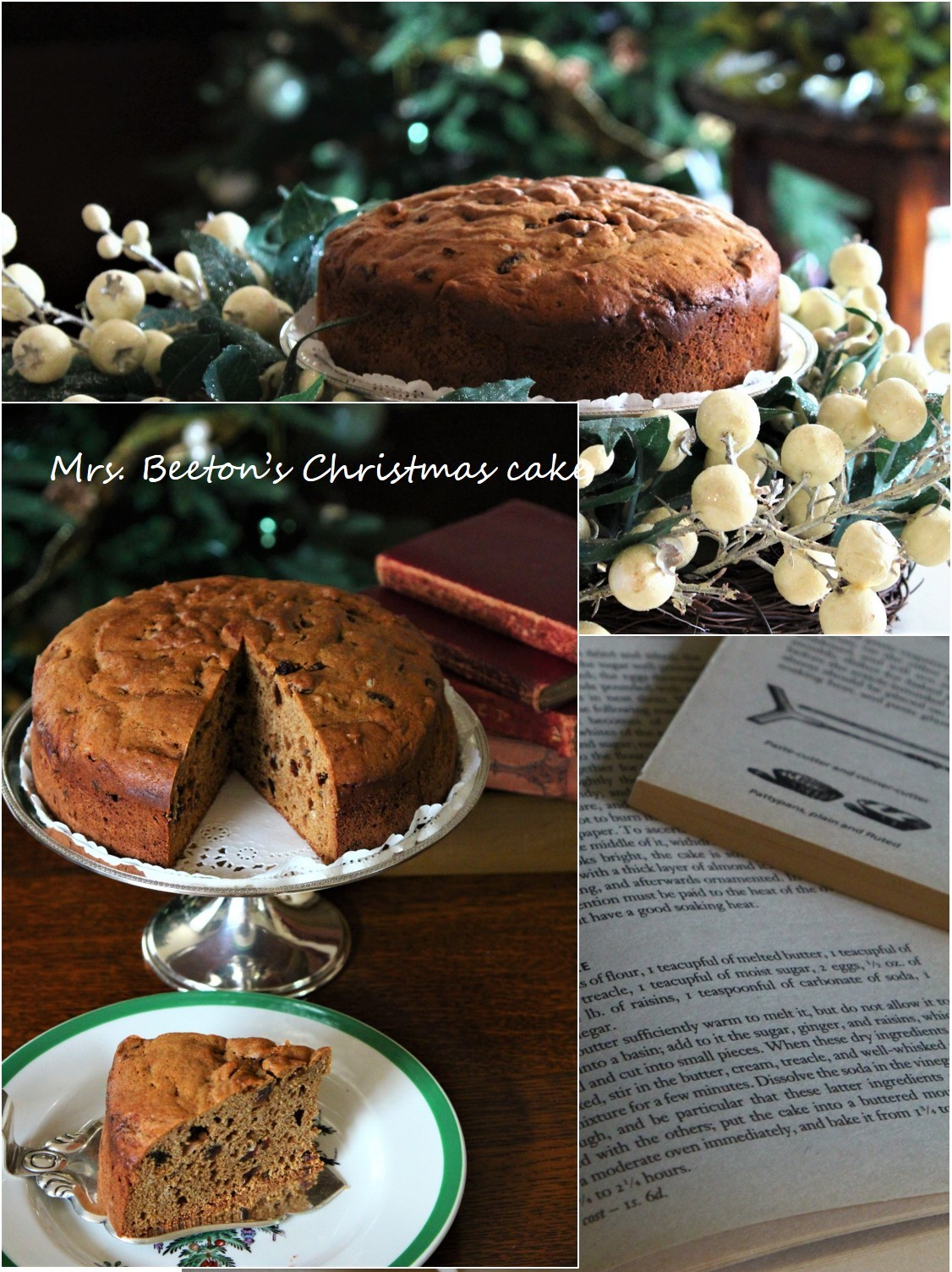 ビートン夫人のクリスマスケーキ_a0107981_19252508.jpg