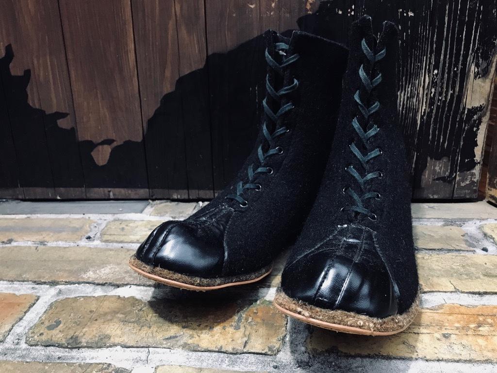 マグネッツ神戸店 12/21(土)Vintage入荷! #4 Vintage Shoes+Glove!!!_c0078587_15292402.jpg
